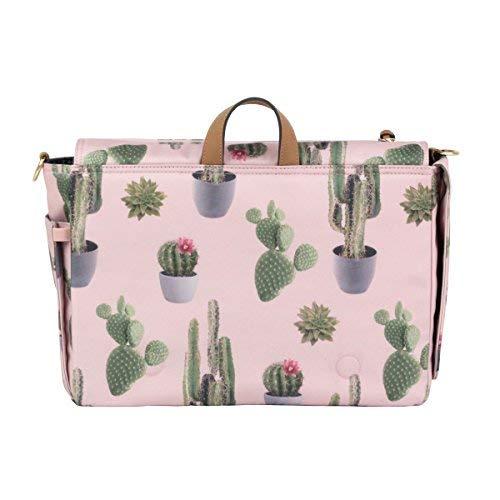 TWELVElittle On-The-Go Stroller Caddy, Cactus Print