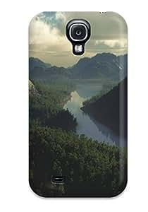 Fashion MtBBAsZ1779rnHbi Case Cover For Galaxy S4(simpler Times)