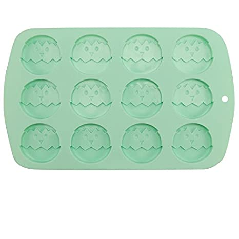 Bunny Easter Themed Silicone Baking /& Party Candy /& Cake Making Molds