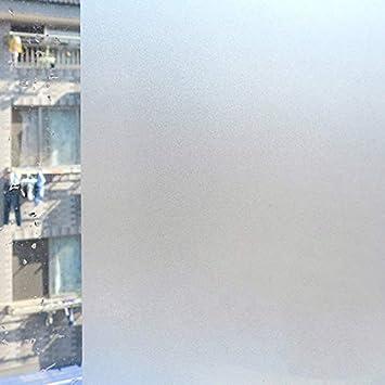 Pedy Film Protecteur Pour Fenêtre Dépoli Non Adhésif électrostatique