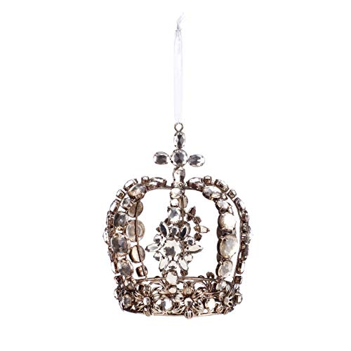 DEMDACO Seasons Jeweled Crown Ornament (Crown Ornament)