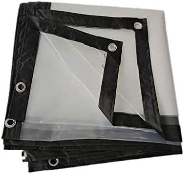 Tao Canopy Plástico Impermeable A Prueba de Viento Transparencia Lona Polietileno Mantener la Cubierta de la pérgola Caliente Invernadero, tamaño múltiple Opcional (Tamaño : 3 * 3m): Amazon.es: Hogar