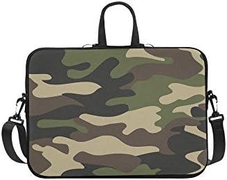 InterestPrint Military Camoflage Camouflage Shoulder