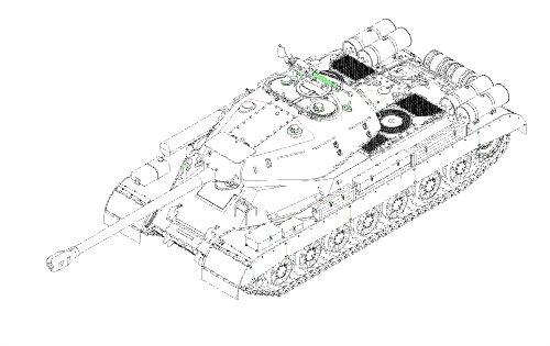 soviet js 4 heavy tank