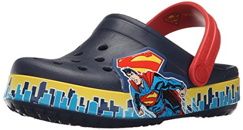 Crocs-Crocband-Superman-K-Clog-ToddlerLittle-Kid