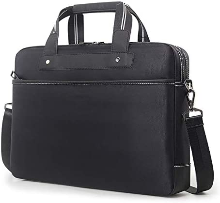 Dsti 15.6 Zoll Computertasche Große Kapazität Umhängetasche Business-Tasche, Abnehmbarer Schultergurt Für Geschäft/Reisen