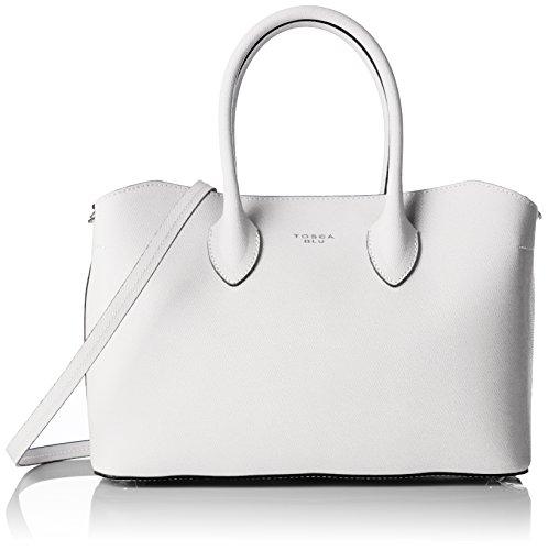 Tosca Blu - Glicine, Borse Tote Donna Bianco (White)