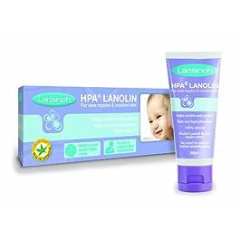 Lansinoh HPA 40ml Cream for Sore Nipples and Cracked Skin