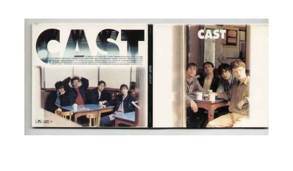 Cast Cast Alright 1 Track Usa Promo Digipak Cd