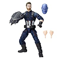 Marvel Legends Series Avengers Infinity War 6 pulgadas Capitán América