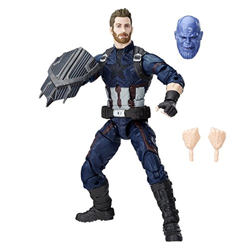 Marvel Legends Series Avengers Infinity War 6-inch Captain America