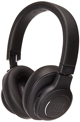 JBL DUETNC WIRELESS OVER-EAR NOISE-CANCELLING HEADPHONES (Renewed)