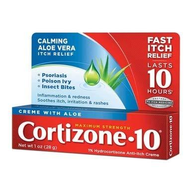 Cortizone 10 Maximum Strength Anti-Itch Creme , 1 Oz by Cortizone 10 (Image #1)