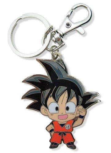 Dragon Ball Z Goku Sd llavero de metal: Amazon.es: Juguetes ...