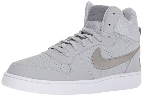 NIKE Men's Court Borough Mid Basketball Shoes