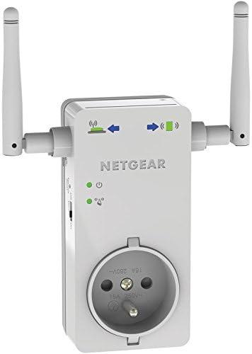 Computer & Zubehr Repeater 300 MBit/s, LAN Port, WPS, integrierte ...