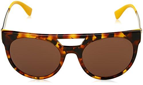 Versace Sonnenbrille Sonnenbrille Versace VE4339 Havana Yellow VE4339 0vnaq6pw