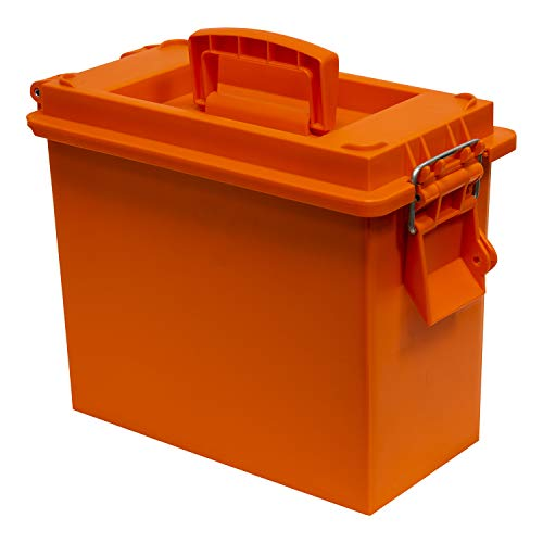 (Wise Outdoors 5602-15 Tall Utility Dry Box, Orange)