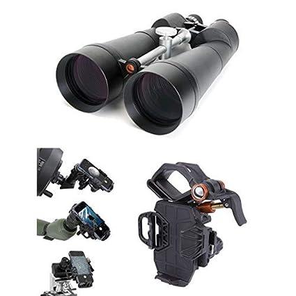metal Heavy Duty Binocular Tripod Adapter Suitable For Porro Prism Style Binos