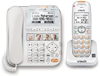 Vtech VT-SN6107 Care Line Accessory Handset Caller ID /& Call Waiting