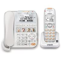Vtech SN6147 Corded Cordless Answering System