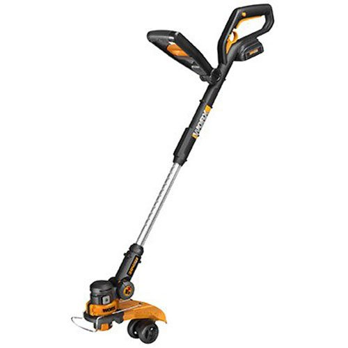 WORX 20-Volt GT 2.0 String Trimmer/Edger/Mini-Mower with Tilting Head, Single Line Feed, and Free Spools for Life - WG160 (Worx Yard Tools compare prices)