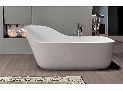 Vasche da bagno antonio lupi wanda vasca da bagno ovale con