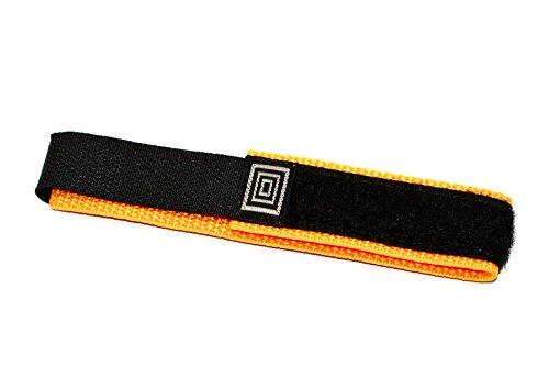 14-17mm Sport Wrap Nylon Adventurer One Piece Watch Band (15mm Nylon Watch Band)
