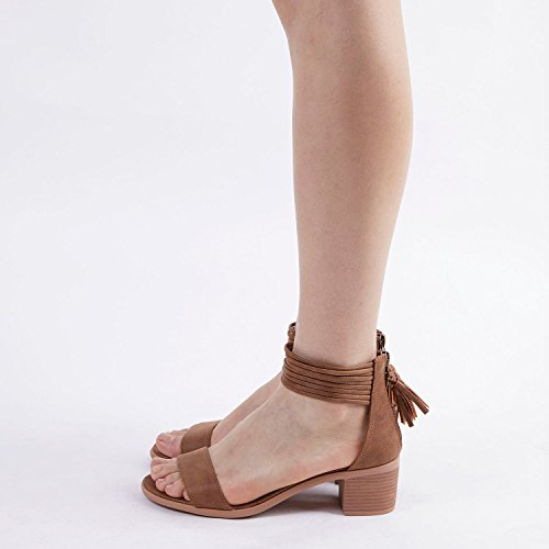 f311d19bcfc TOETOS Women s Ivy Fashion Block Heel Sandals - Buy Online in UAE ...