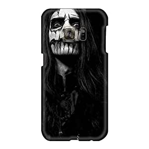 Scratch Resistant Hard Cell-phone Cases For Samsung Galaxy S6 (jVV6921fAYQ) Allow Personal Design Stylish Cryptopsy Band Skin