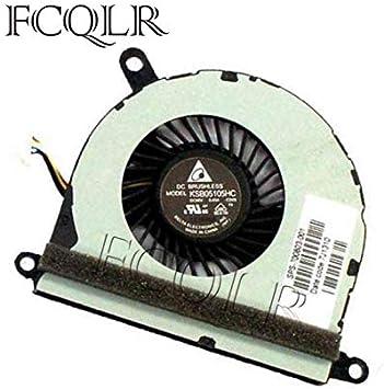 FCQLR Nuevo CPU enfriamiento Ventilador enfriamiento para HP ...