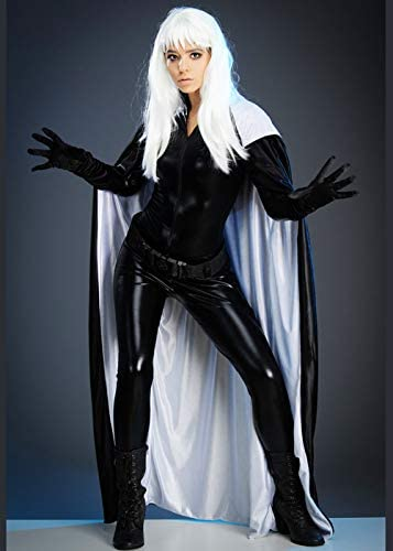 Magic Box Disfraz de superhéroe Estilo tormenta para Mujer Large ...
