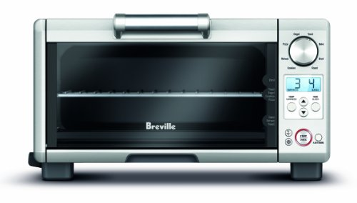 Breville BOV450XL Mini Smart Oven with Element IQ (Best Way To Warm Up Pizza In Microwave)