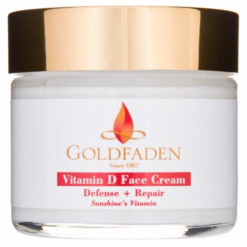 Goldfaden vitamine D Crème pour le visage