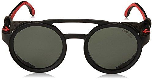 Carrera-5046s-Oval-Sunglasses-Black-49-mm