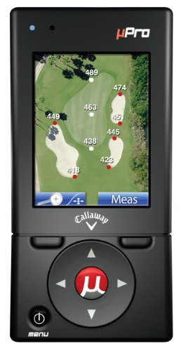 Golf GPS: uPro Golf GPS by Callaway Golf