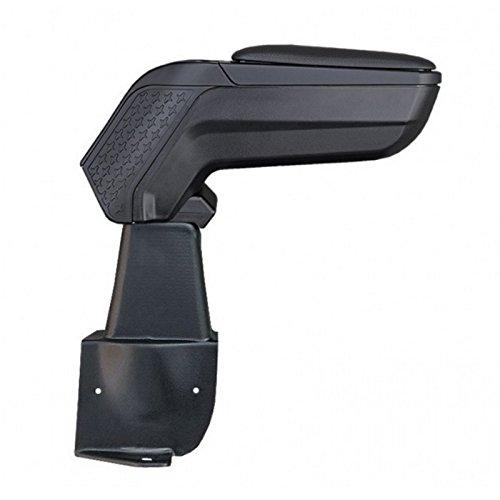Armrest Car Center Console Storage Box Black Centre Arm rest Fit Renault Dacia Duster 2015-
