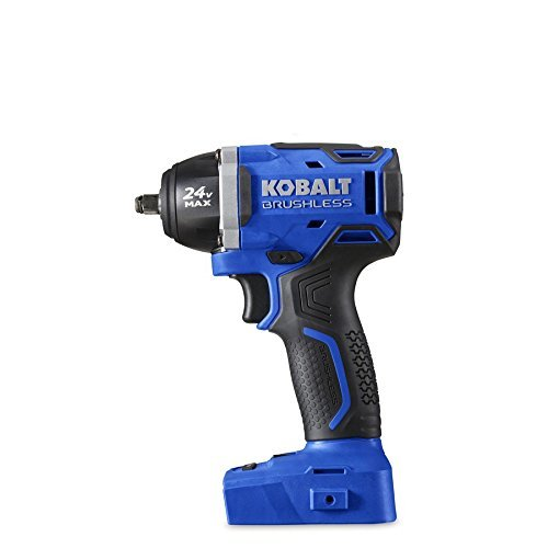 Kobalt 24-Volt Max-Volt 3/8-in Drive Cordless Impact Wrench (Model #672828) by Kobalt