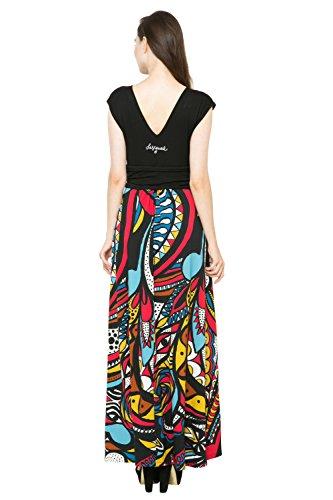 Desigual - Robe - Femme Multicolore multicolore