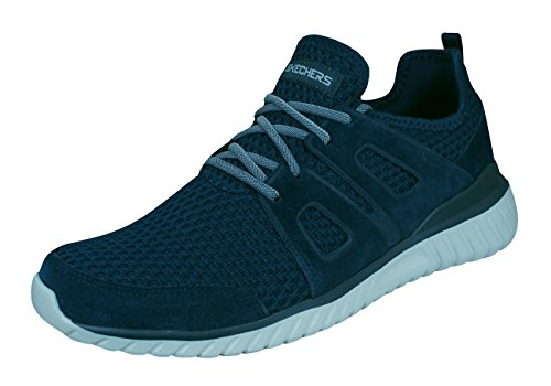 Cut 52822 Navy Skechers Rough Skechers Rough OTq07a0