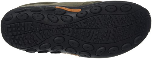 Merrell Jungle Moc Nubuck Mocassini Uomo Gunsmoke