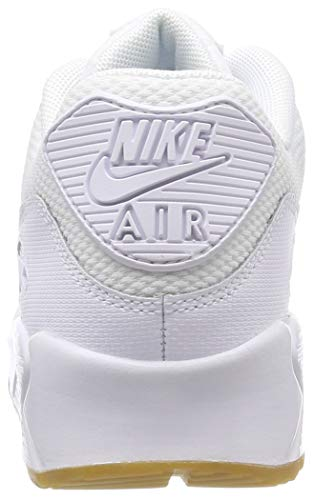 Nike Scarpe Donna White Gum Brown Light 90 Ginnastica 135 Air White Multicolore da Max rBtBqU