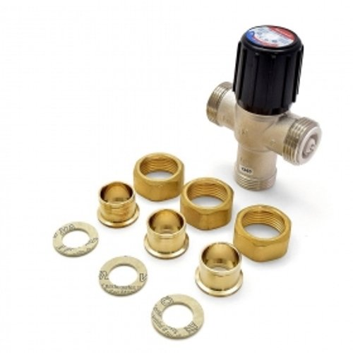honeywell am101c1070-us-1lf aquamix 1070 lead free mixing valve