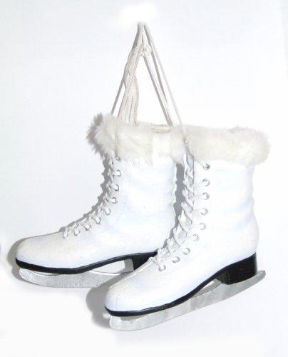 Kurt Adler Ice Skate, Christmas Ornament (Christmas Ice Tree Skate Decoration)