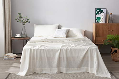 Linen Cotton Sheets Set