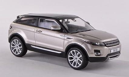 1:43 Ixo Land Rover Evoque white