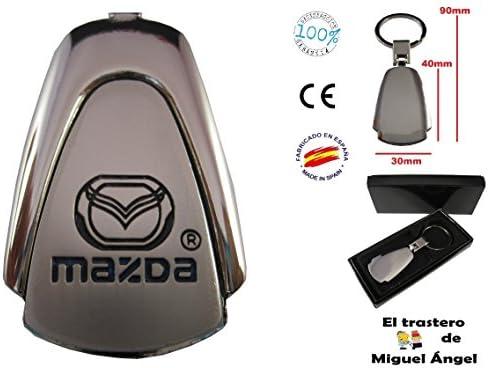 Llavero de coche Mazda