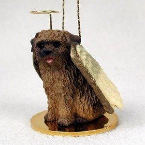 (Norfolk Terrier Angel Ornament)