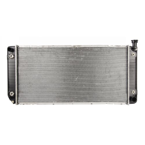 Chevrolet Tahoe Car Radiator - Spectra Premium CU1693 Complete Radiator for General Motors