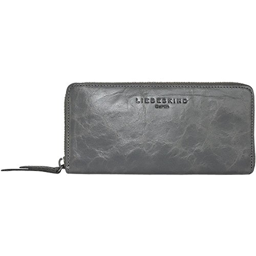 Liebeskind Sally R Geldbörse Leder 20 cm cane grey
